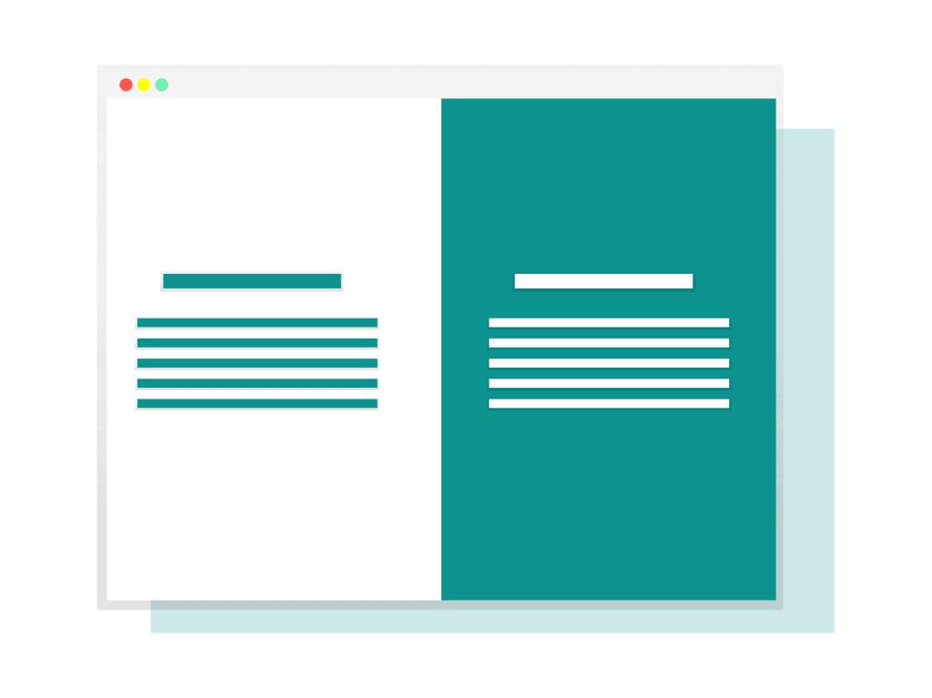 wordpress em comparação