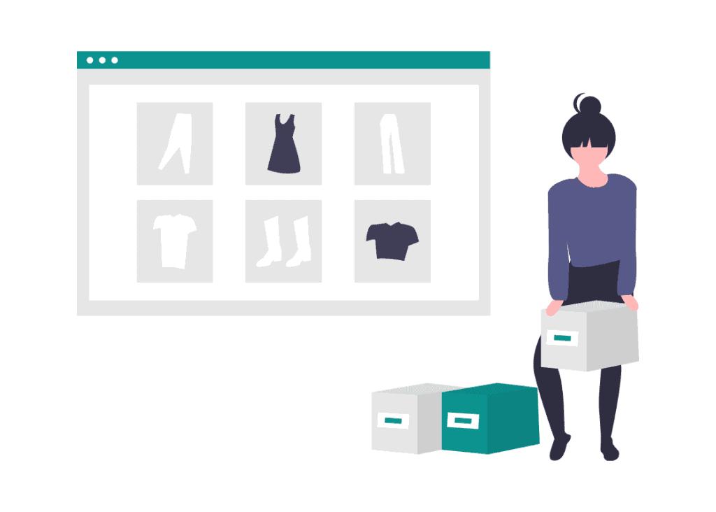 criação de lojas virtuais com wordpress e woocommerce